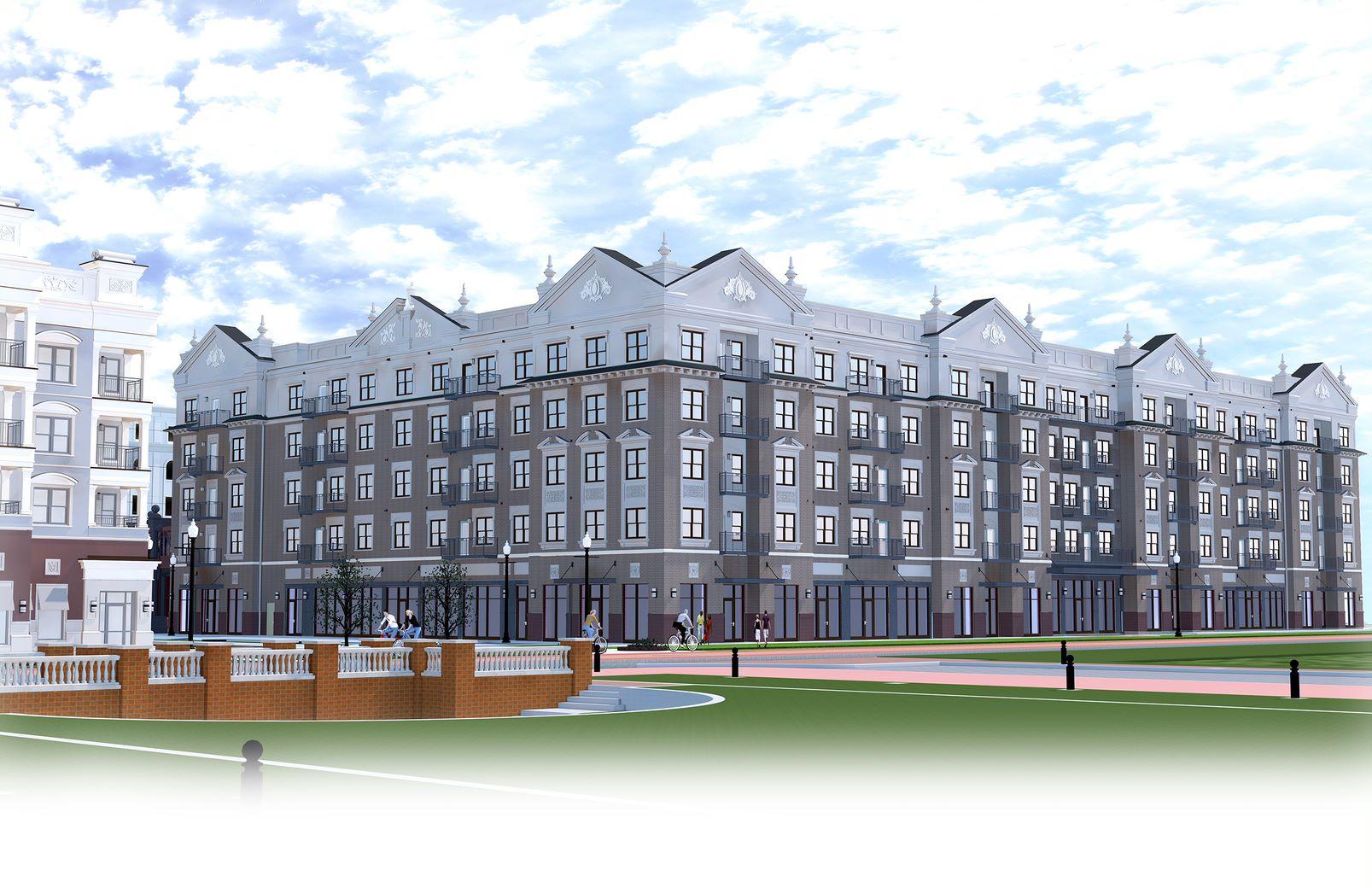 The Playfair Building